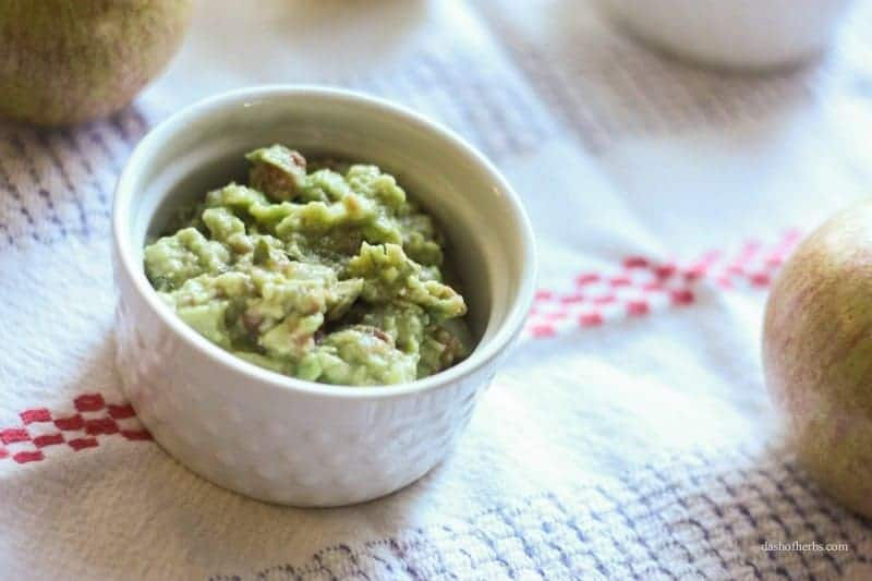 The Easiest Guacamole Recipe - Ever!