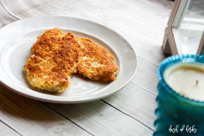 Delicious Parmesan Chicken