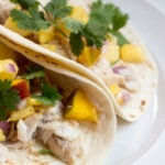 Grilled Fish Tacos with Pineapple Salsa