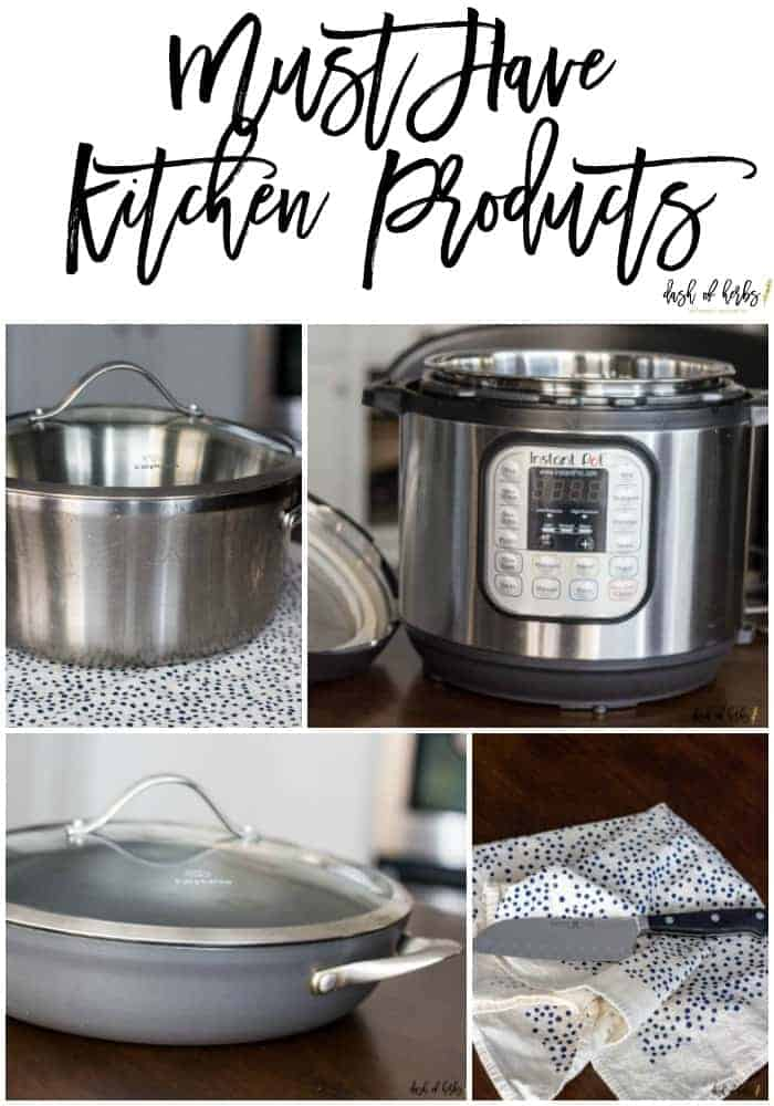 Must Have Kitchen Products