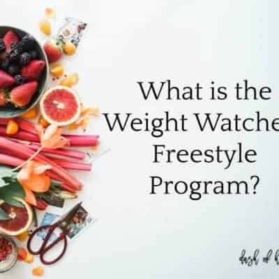 What is the Weight Watchers Freestyle Program?